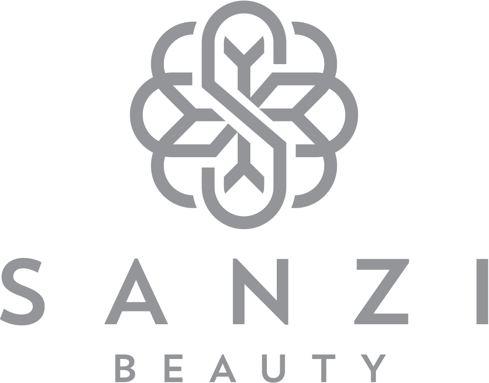 Sanzi Beauty logo